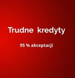 Trudne Kredyty dla Firm i osób fizycznych – 95 % akceptacji!