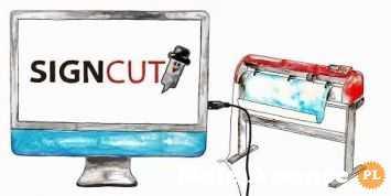 SignCut Pro1 do profesjonalnego oprogramowania do ploterów tnącyc