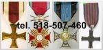 Kupie stare odznaczenia, medale