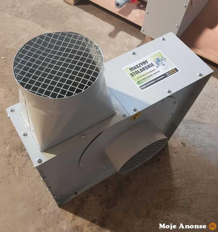 Wentylator promieniowy FAN2200