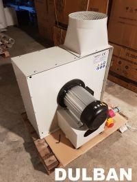 Wentylator, turbina promieniowy FAN 4000