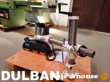 Posuw mechaniczny 3-rolkowy POWER ROLL