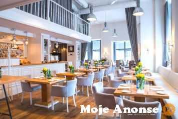 The best restaurant in Warsaw - The Akademia Restaurant