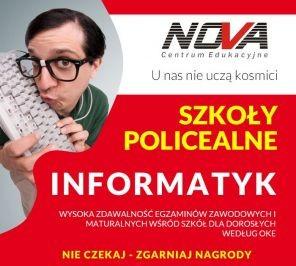 Szkoła policealna Lublin TECHNIK INFORMATYK