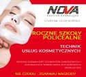 Szkoła policealna Lublin TECHNIK USŁUG KOSMETYCZNYCH