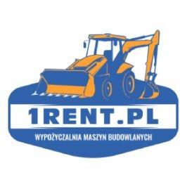 Wypożyczalnia sprzętu budowlanego - 1RENT