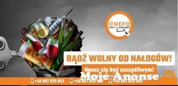 Nefo.pl – Najlepszy Ośrodek Leczenia Uzależnień w Polsce