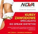 Szkoła policealna Lublin ROCZNY KURS DIETETYKA NOVA CE
