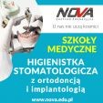 Higienistka Stomatologiczna Szkoła policealna Lublin NOVA