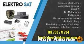 Elektryk, kompleksowe usługi/instalacje elektryczne Gryfice
