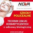 Szkoła policealna Lublin TECHNIK USŁUG KOSMETYCZNYCH NOVA CE