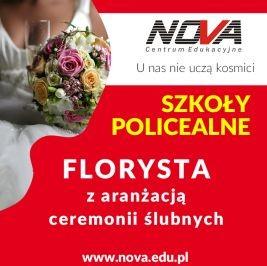Szkoła policealna Lublin FLORYSTA NOVA CE