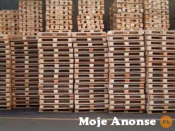 Ukraina. Palety drewniane, przemyslowe, jednorazowe od 5 zl.Deski