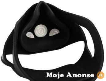 Maska treningowa wydolnościowa Training Mask