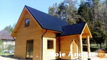 Domy szkieletowe drewniane Pomorskie Gdańsk Góra