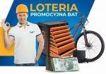 Loteria promocyjna Bat - wygraj 10 000 zł!