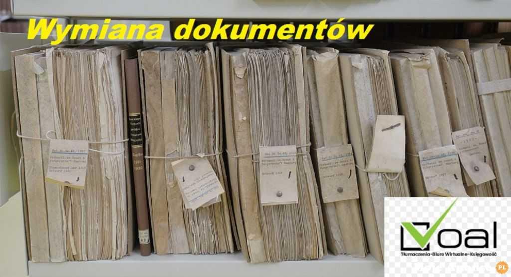 Wymiana dokumentów – bez problemu i bez nerwów!