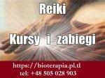 Kurs Reiki Usui Kundalini Reiki Świecowania masażu Ojca Klimuszko