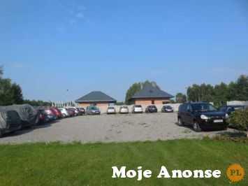 Parking Jasionka lotnisko