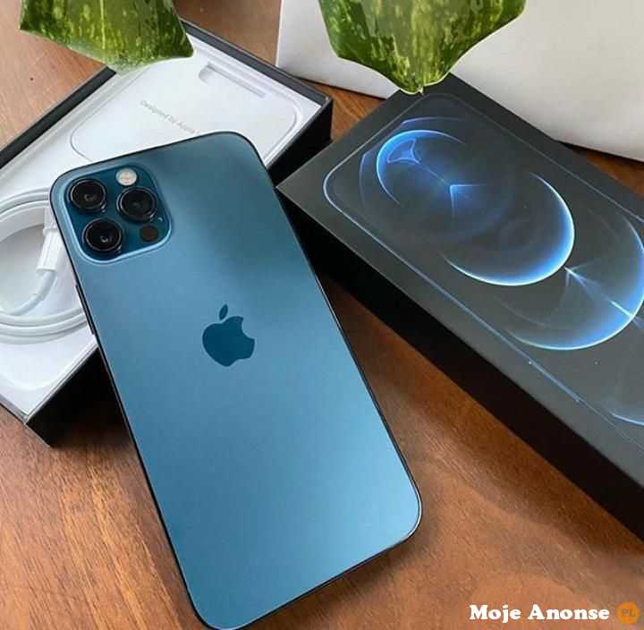 Apple iPhone 12 Pro = 500EUR, iPhone 12 Pro Max = €550EUR